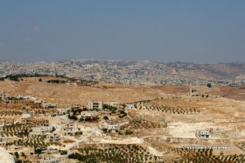 View from Herodian