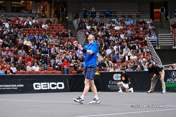 Acura Champions Cup - Jim Courier