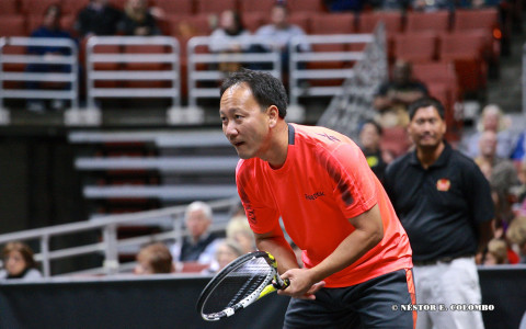 Acura Champions Cup - Michael Chang