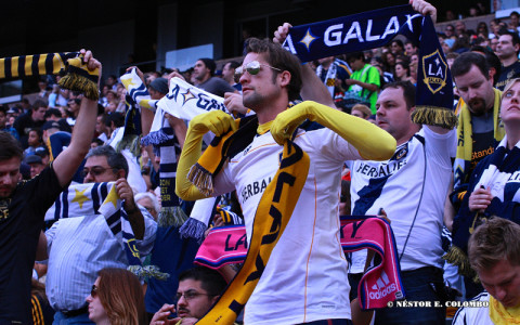 LA Galaxy wins MLS Championship