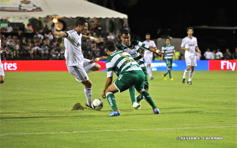 Real Madrid vs. Santos Laguna