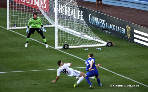 Real Madrid vs. Everton